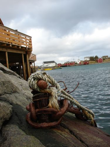Zdjęcia: Sakrisoy, ...., NORWEGIA