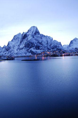 Zdjęcia: Lofoty, ....., NORWEGIA