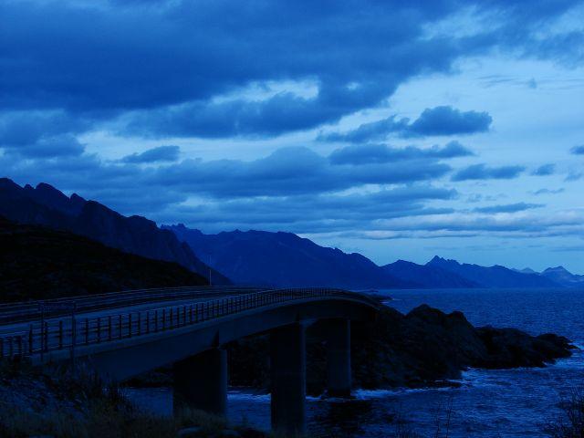 Zdjęcia: Moskenes, Most, NORWEGIA