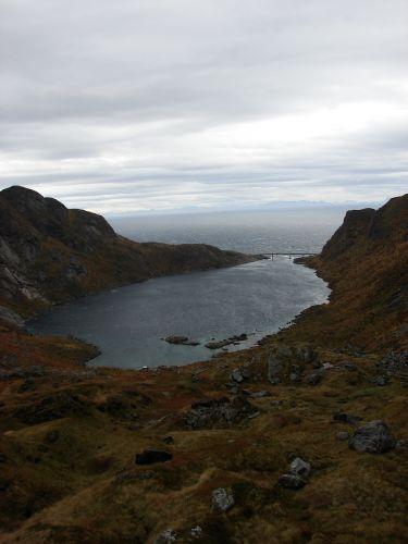 Zdjęcia: Lofoty, Fiord, NORWEGIA