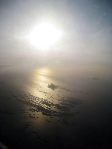 Zdjęcia: nad Bodo, z lotu samolotu, NORWEGIA