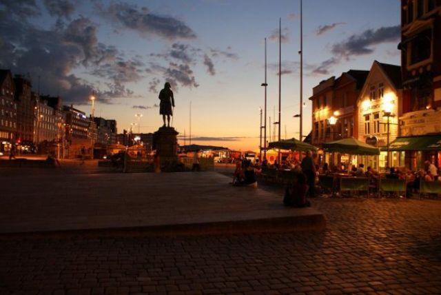 Zdjęcia: Bergen, Hordaland, Bergen Centrum, NORWEGIA