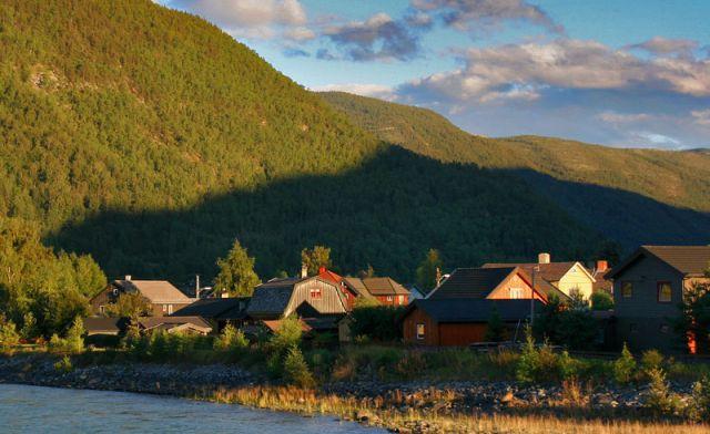 Zdjęcia: okolice Bergen, * * *, NORWEGIA
