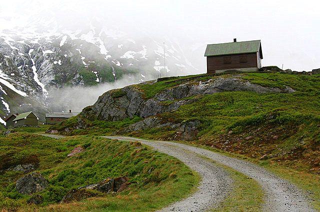 Zdjęcia: Okolice Sognefjord, II, NORWEGIA