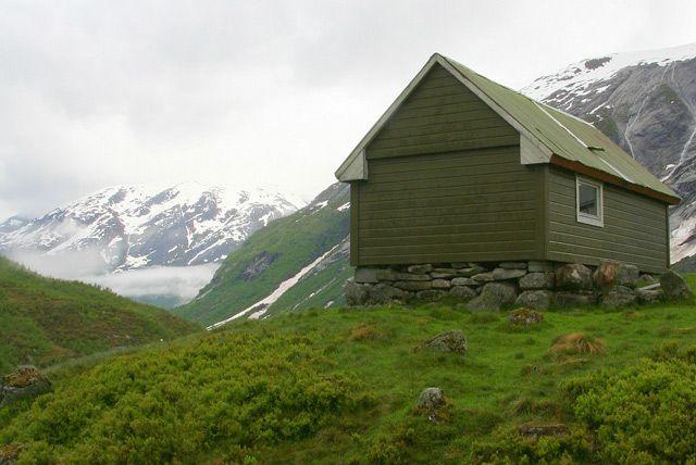 Zdjęcia: Okolice Sognefjord, IV, NORWEGIA