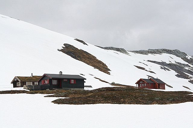 Zdjęcia: Okolice Sognefjord, IX, NORWEGIA