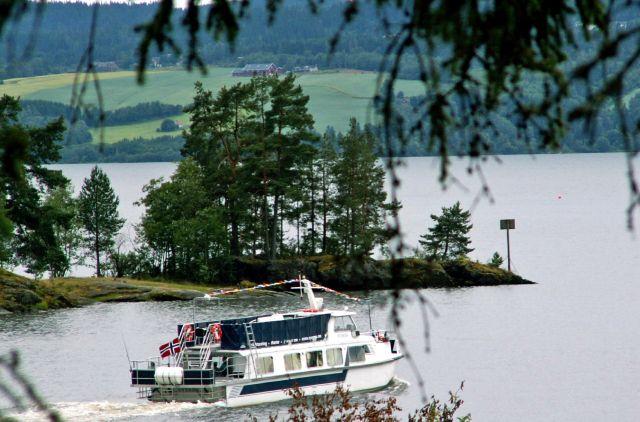 Zdjęcia: Gansvika, Skandynawia, Jezioro Qyren 07, NORWEGIA