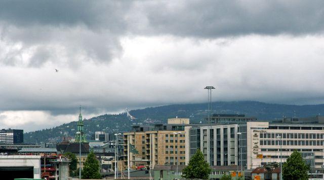 Zdjęcia: Oslo, Skandynawia, Widok ogólny, NORWEGIA