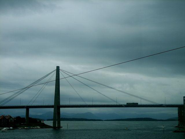 Zdjęcia: okolice Stavanger, południe Norwegii, Promem........., NORWEGIA