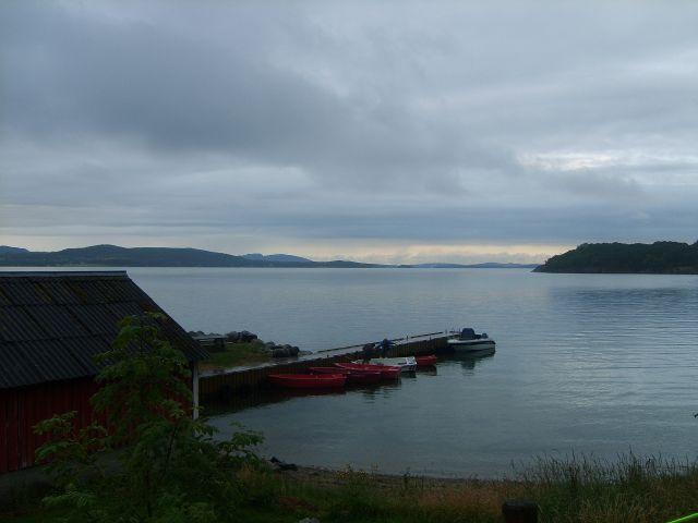 Zdjęcia: okolice Stavanger, południe Norwegii, Przystań, NORWEGIA
