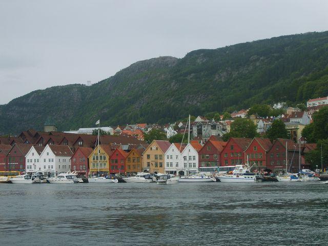 Zdjęcia: Bergen, Zachodnie wybrzeże Norwegii, Bergen 2, NORWEGIA