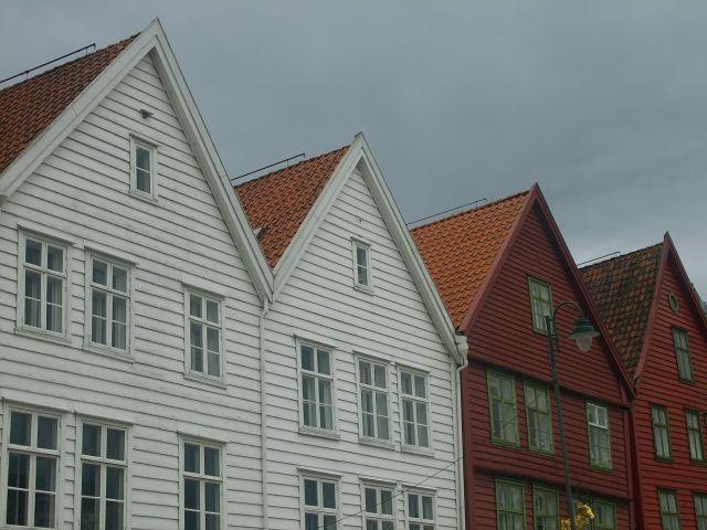 Zdjęcia: Starówka, Bergen, Starówka w Bergen, NORWEGIA