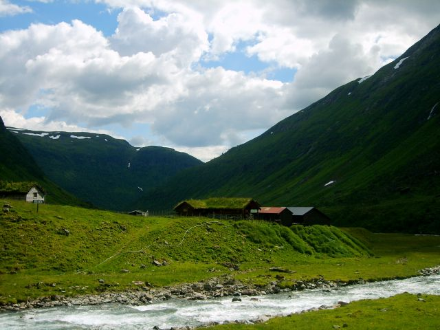 Zdjęcia: okolice Sognefjorden, W drodze do Sognefjorden3, NORWEGIA