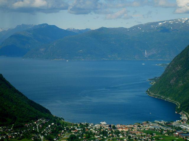 Zdjęcia: Vik, region Sogn og Fjordane, Sognefjord, NORWEGIA