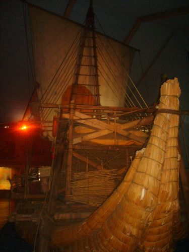 Zdjęcia: Oslo, Oslo, Muzeum Kon-Tiki, NORWEGIA