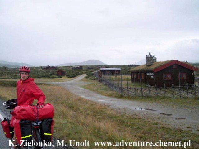 Zdj�cia: G�ry Rondane, Rowerowa wyprawa z Oslo na Nordkapp, NORWEGIA