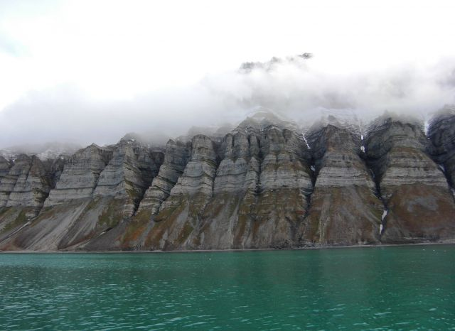 Zdjęcia: Morze Grenlandzkie, Svalbard, Góry i Lodowce II, NORWEGIA