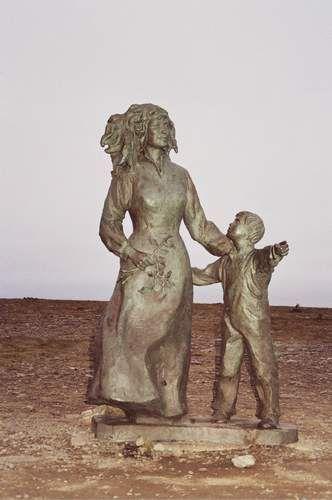 Zdj�cia: Nordkapp, Mageroy'a, Dzieci Ziemi, NORWEGIA
