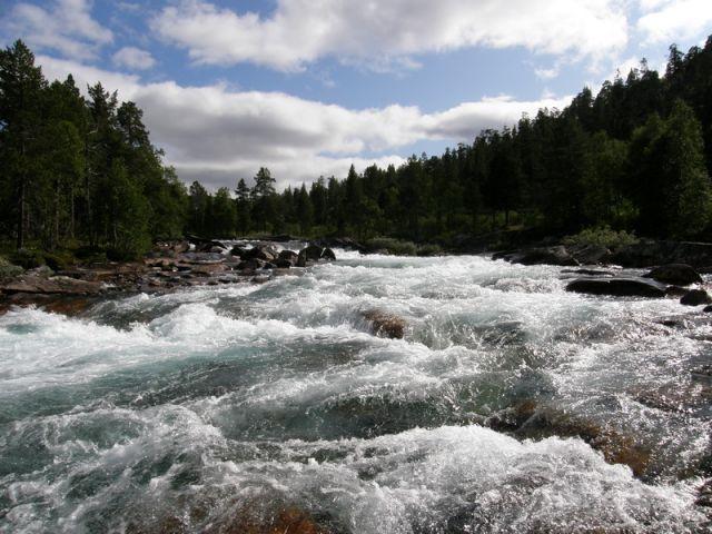 Zdjęcia: Narvik, Narvik, Rzeka, NORWEGIA