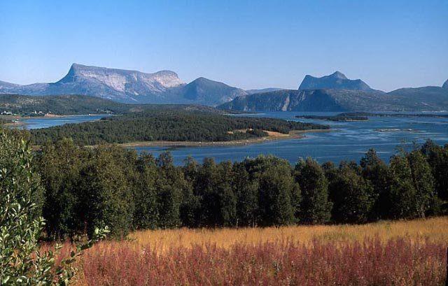 Zdjęcia: Norwegia Północna, Nordland, NORWEGIA