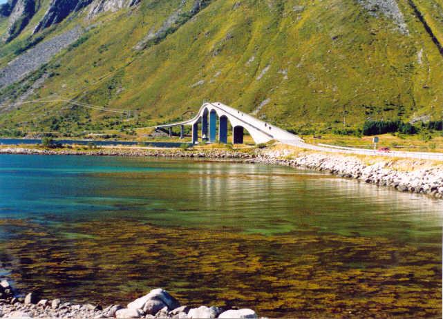 Zdjęcia: Norwegia, Lofoty, NORWEGIA