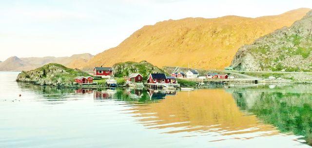 Zdjęcia: Finmark, Nordkapp, Na Norkapie, NORWEGIA
