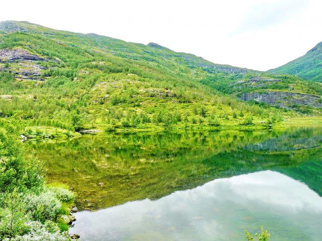 Zdjęcia: m6, Nordland, Odbicie, NORWEGIA