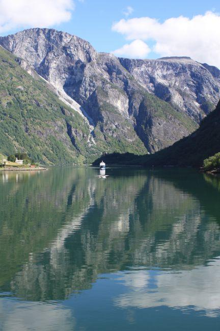 Zdjęcia: Sognefjorden, NORWEGIA