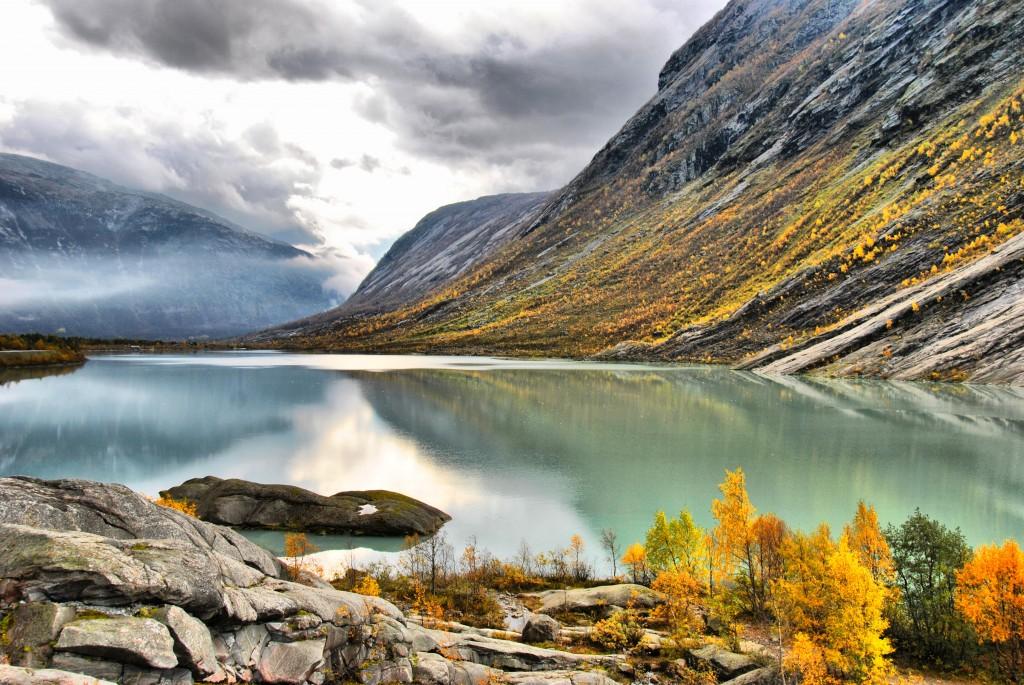Zdjęcia: Jostedal, Sogn og Fjordane, KONKURS-NATURA, NORWEGIA