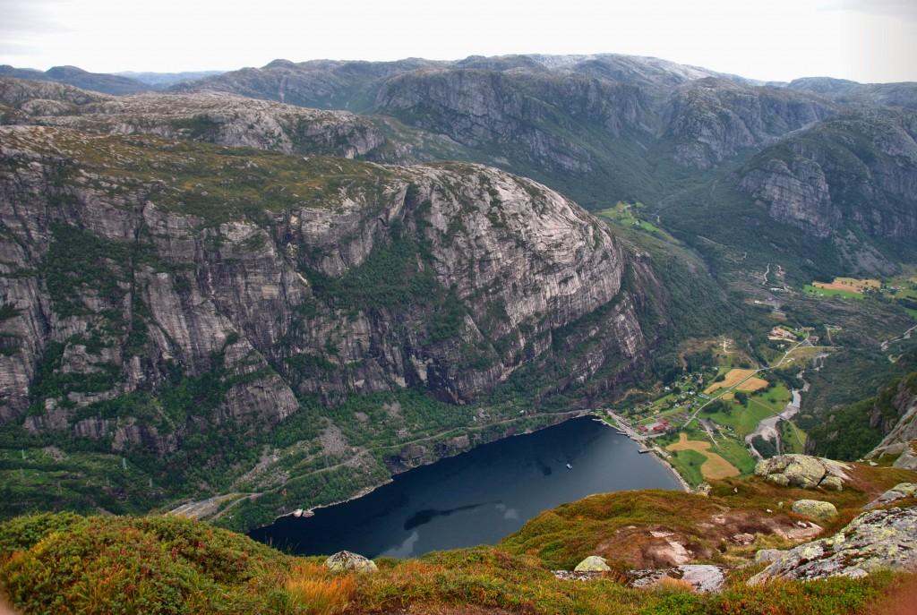 Zdjęcia: Lysefjord, Lysefjord, KJERAG, NORWEGIA