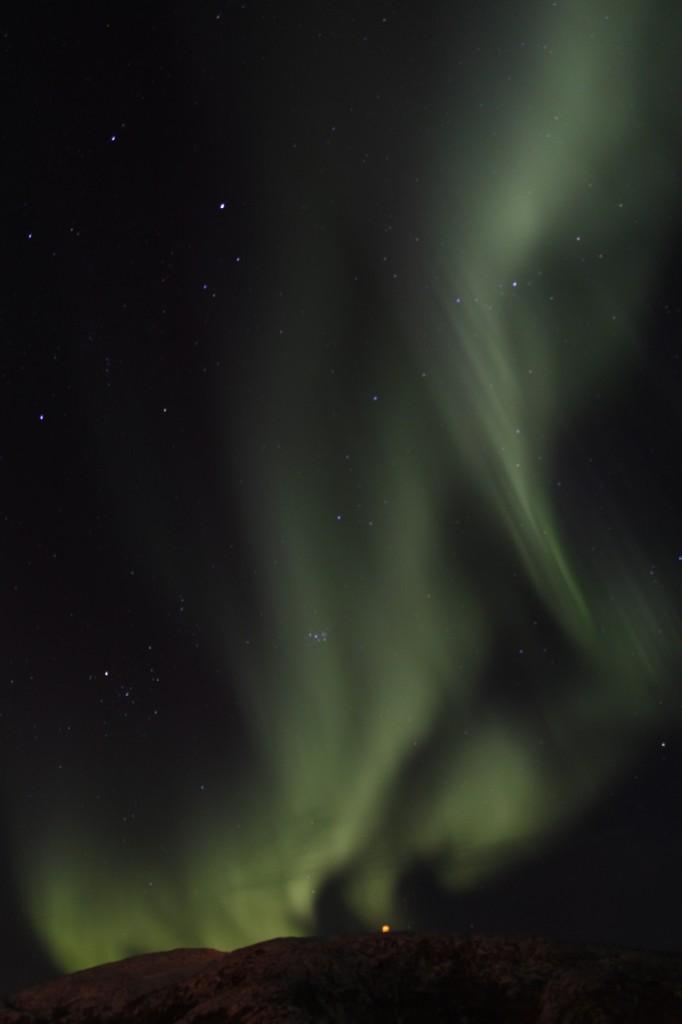 Zdjęcia: Okolice Tromsø, Troms, Aurora Borealis 2, NORWEGIA