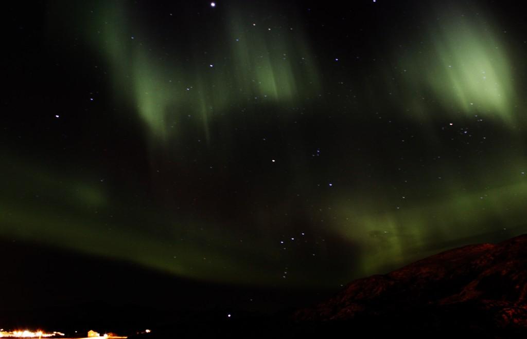 Zdjęcia: Okolice Tromsø, Troms, Aurora Borealis 3, NORWEGIA