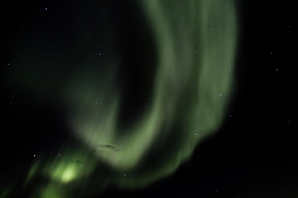 Zdjęcia: Okolice Tromsø, Troms, Aurora Borealis 4, NORWEGIA