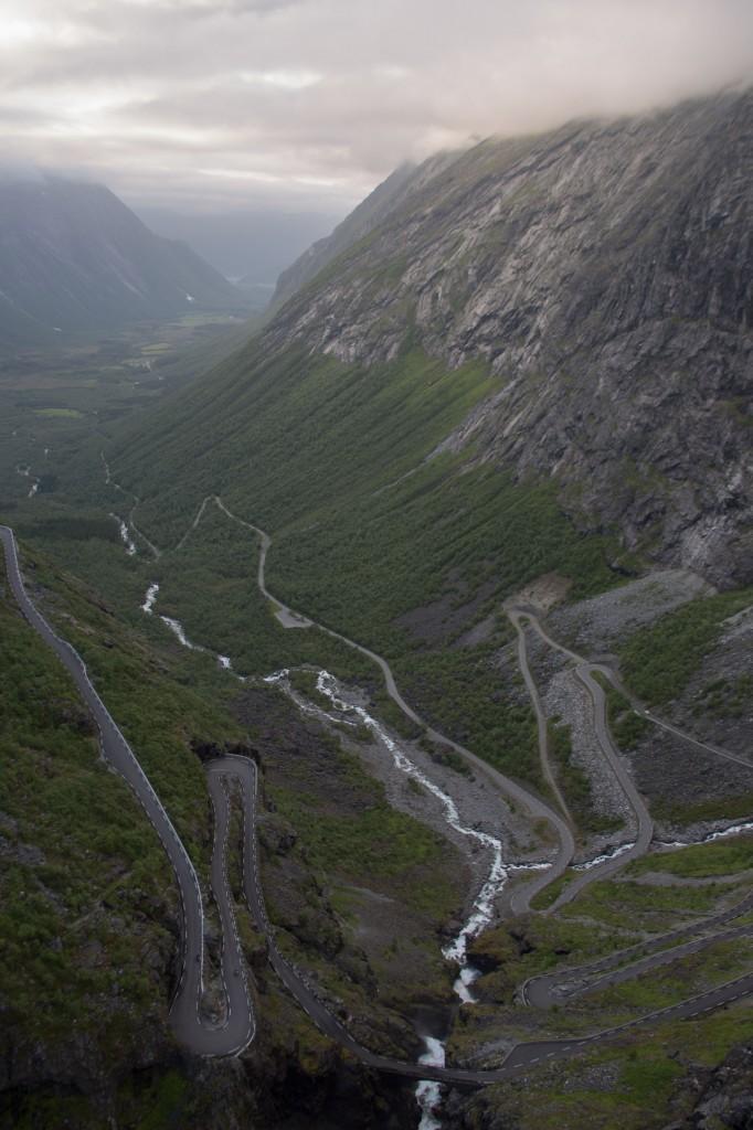 Zdjęcia: Trollstigen, Trollstigen, konkurs, NORWEGIA