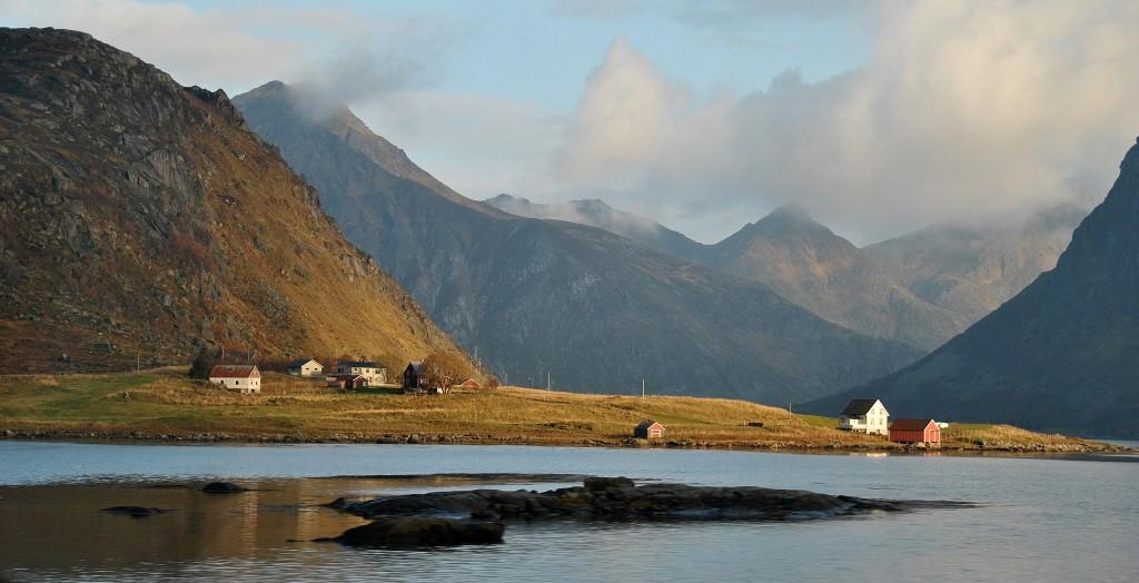 Zdjęcia: LOFOTY, Lofoty, LOFOTY, NORWEGIA
