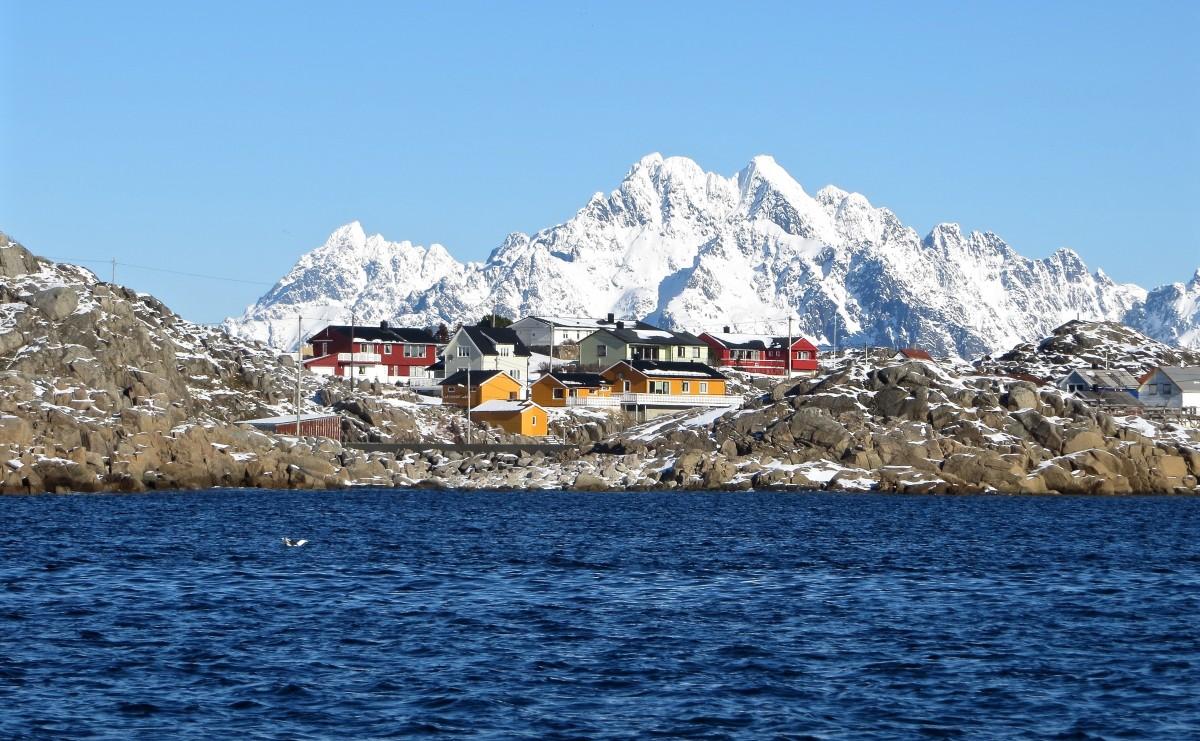 Zdjęcia: Skrova, Nordland, LOFOTY, NORWEGIA