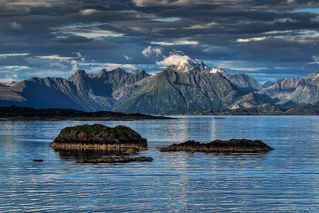 Zdjęcia: Lofoty, Lofoty, Melbu–Fiskebøl Ferry , NORWEGIA