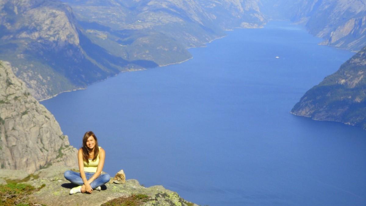 Zdjęcia: Preikestolen, Lysefjord, Norway Preikestolen :), NORWEGIA