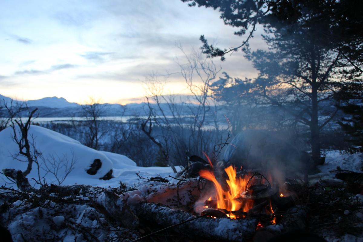 Zdjęcia: Harstad, Tromso, Na szczycie, NORWEGIA