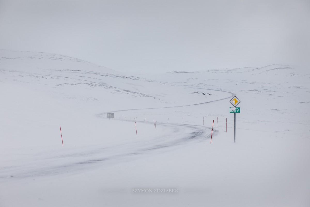 Zdjęcia: Nordkapp, Finnmark, Znajdź drogę, NORWEGIA