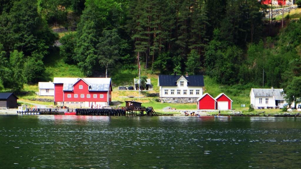Zdjęcia: Naroyfjord, Norwegia południowo - zachodnia, Naroyfjord, NORWEGIA