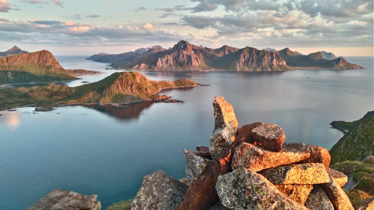 Zdjęcia: gdzieś na szlaku, lofoty, piękno ziemi...., NORWEGIA
