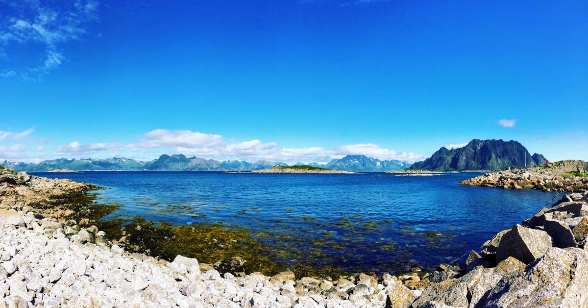 Zdjęcia: SKROVA,  Lofoten Summer, NORWEGIA