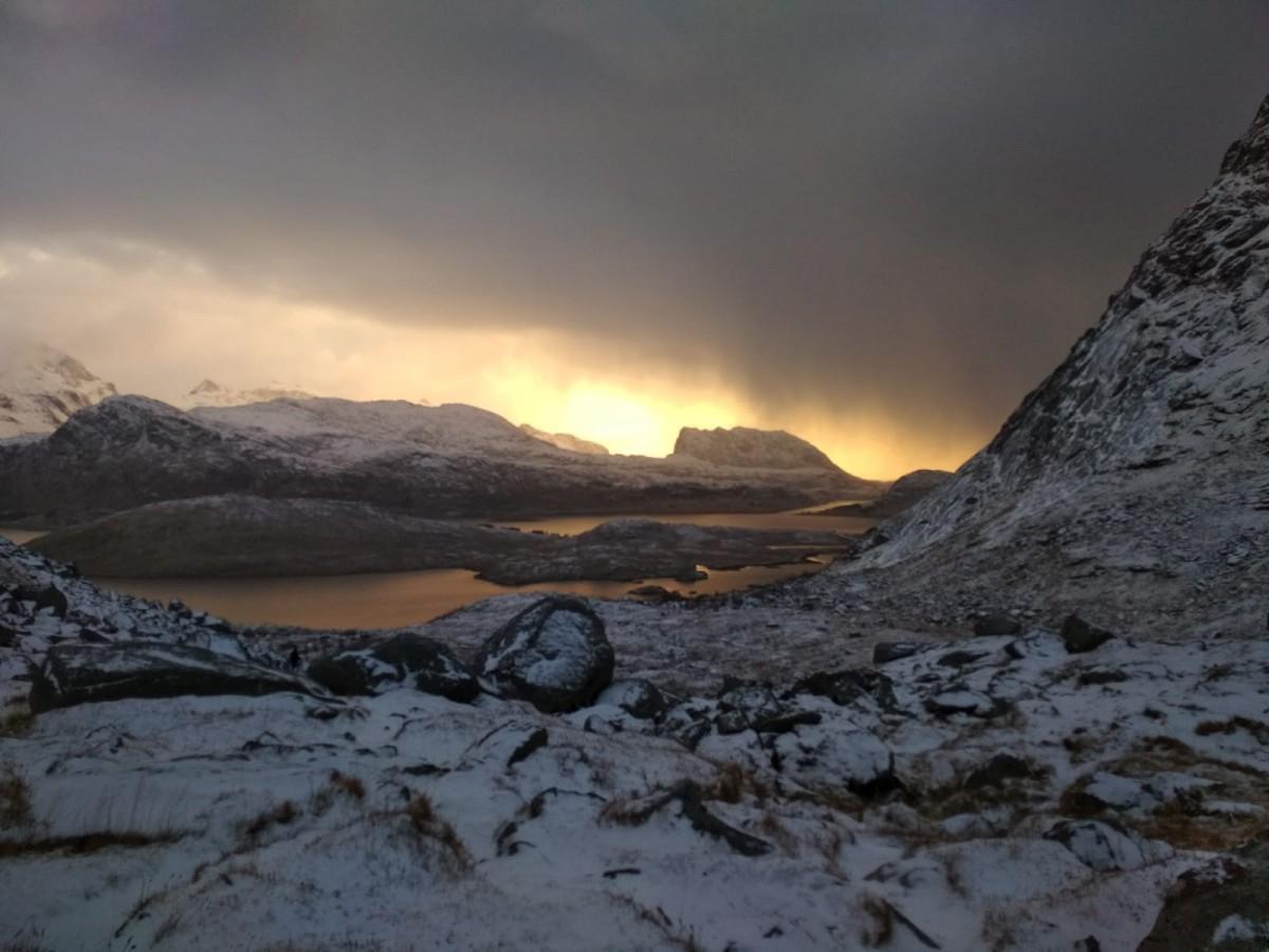 Zdjęcia: Kvalvika, Lofoty, Norwegia, NORWEGIA