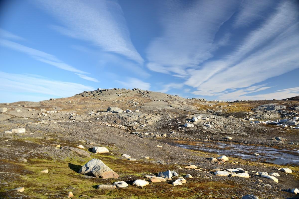 Zdjęcia: rejon lodowca, Finse, Rejon Finse, NORWEGIA