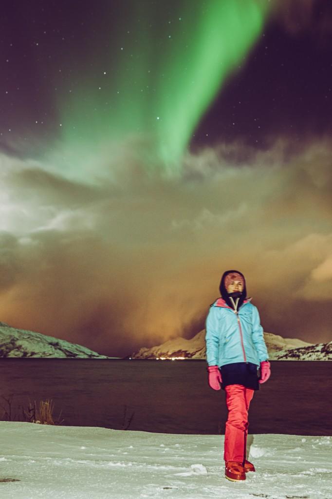 Zdjęcia: Tromso, Finnmark, Zorza, NORWEGIA