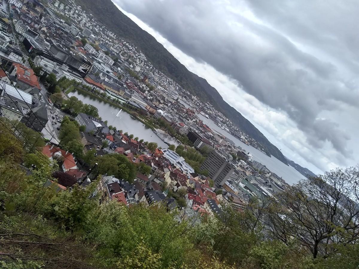 Zdjęcia: Bergen, Bergen, Bergen, NORWEGIA