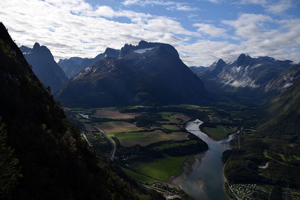 Zdjęcia: Andalsnes, More og Romsdal, Romsdalen, NORWEGIA