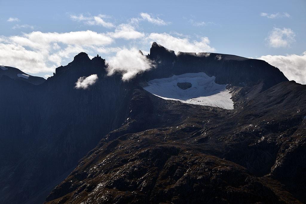 Zdjęcia: Andalsnes, More og Romsdal, Trollryggen, NORWEGIA