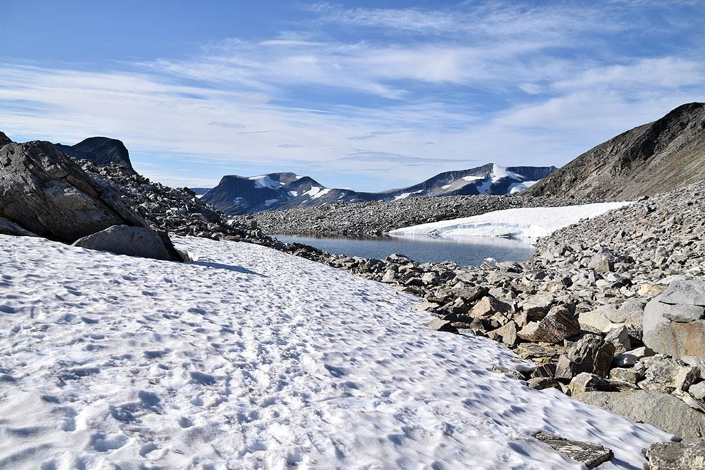 Zdjęcia: Trollveggen, More og Romsdal, Powrót z Trollveggen, NORWEGIA